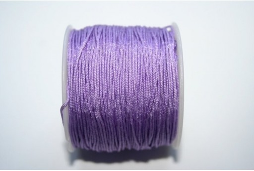 Lavender Nylon Thread 1mm - 35m