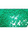 Perline Rizo 2,5x6mm, 10gr., Neon-Dark Emerald Col.25128AL