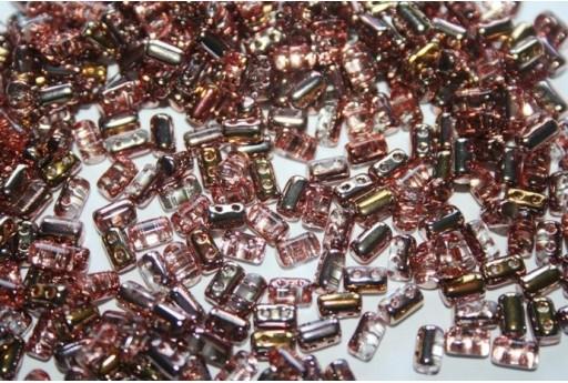 Perline Rulla 3x5mm, 10gr., Apollo Gold Col.C00030