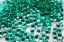 Drops Beads 4x6mm, 10gr, Teal