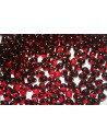 Perline Drops 5x7mm, 10gr, Garnet