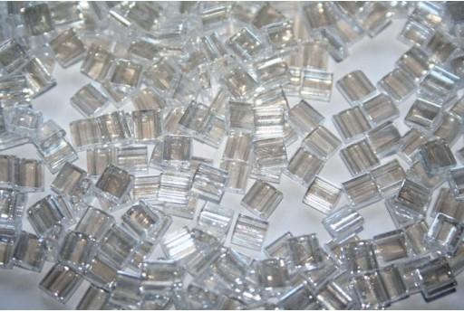 Perline Miyuki Tila Crystal Luster 5mm - 5gr