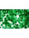 Perline Miyuki Tila Transparent Green Luster 5mm - 5gr