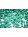 Perline Bricks CzechMates 3x6mm, 50Pz., Persian Turquoise Col.63150