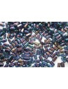 Perline Bricks CzechMates 3x6mm, 50Pz., Iris-Blue Col.21435JT