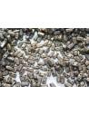Perline Bricks Luster Marble Light Green 3x6mm - 50pz