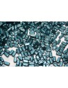 Perline Bricks CzechMates 3x6mm, 50Pz., Dark Turquoise Pearl Col.25033AL