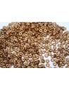 Perline O Bead 1x3,8mm, 5gr, Brass Gold Col.2401740