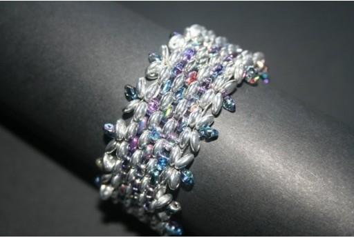 Andromeda Silver - Bracelet Kit