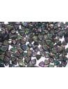 Perline CzechMates Triangle 6mm, 8gr., Iris-Purple Col.21495JT