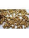 Perline Spikes 4x10mm, 30pz., Matte Metallic Aztec Gold Col.K0172JT