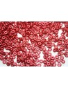 Perline O Bead 1x3,8mm, 5gr, Lava Red Col.01890