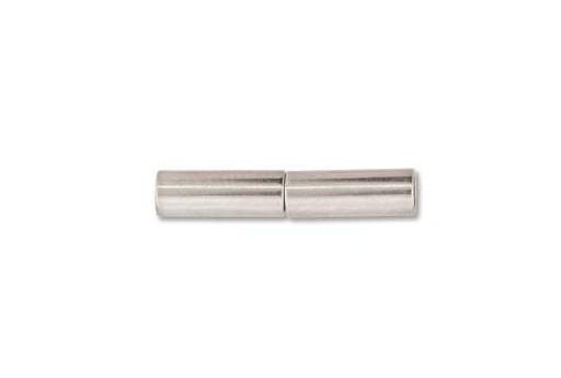 Chiusura Magnetica Colore Argento 22x4mm MIN136A