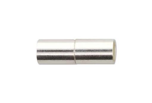 Chiusura Magnetica Colore Argento 22x7mm MIN136B