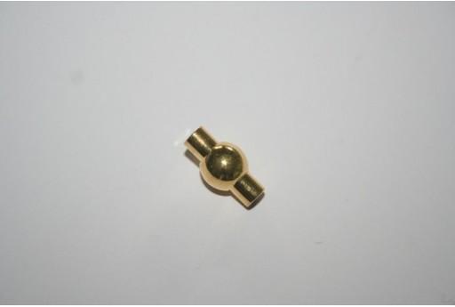 Chiusura Magnetica Colore Oro 17X9mm MIN93N