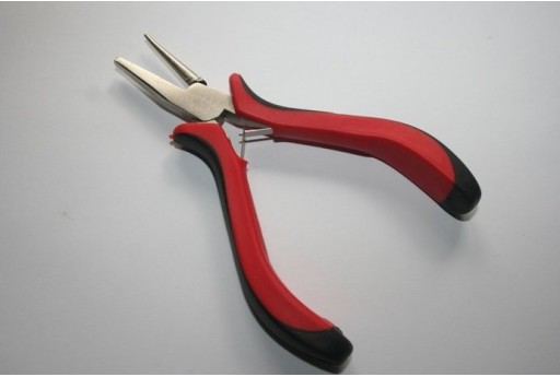 Half Round/Hollow Jewellery Pliers 13cm