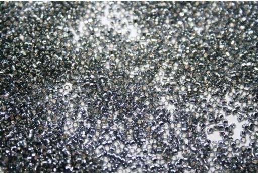 Perline Delica Miyuki Silver Lined Grey 11/0 - 8gr