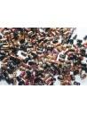 10gr. Perline Rulla 3x5mm Crystal Col.00030
