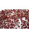 Perline Rulla 3x5mm, 10gr., Copper-Siam Ruby Col.C90080