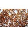 Perline Rulla 3x5mm, 10gr., Copper-Topaz