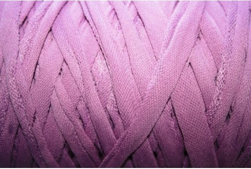 Lycra Ribbon Cord Antique Rose - 1,5m FY17