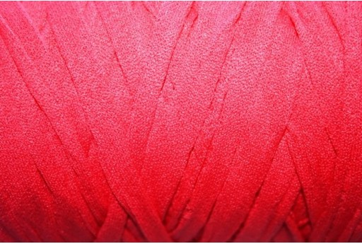 Lycra Ribbon Cord Red - 1,5m FY18