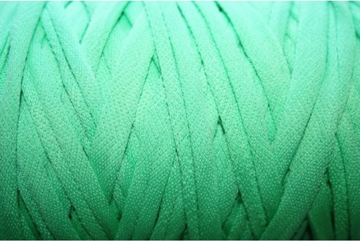 Lycra Ribbon Cord Light Green - 1,5m FY20