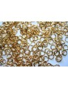 Gold Plated Jump Rings 6mm - 10g