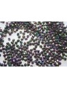 Perline Mezzi Cristalli Iris Purple 3mm - 60pz