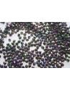 Perline Mezzi Cristalli Iris Purple 3mm - 60pz