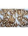Perline Spikes 5x13mm, 20pz., Matte Metallic Flax Col.K0171JT