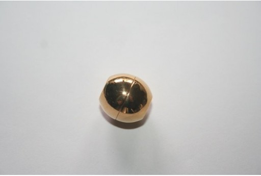 Ovale Acciaio 8x6,5mm MIN127A