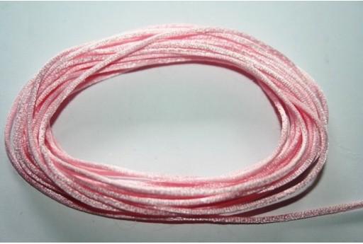 Filo Coda di Topo Rosa 1mm - 5mt