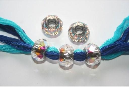 Rondella BeCharmed Swarovski Briolette Crystal AB 14mm 5948 001 AB