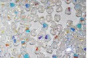 Bicono Swarovski Crystal AB 5328 4mm - 20pz