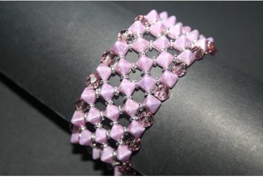 Cassiopea Lila Vega Luster - Bracelet Kit
