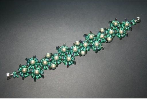 Kit Bracciale Meissa Iridescent Green BR022B