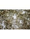 Perline O Beads Crystal Amber 1x3,8mm - 5gr