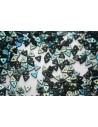 5gr. Perline Tri-Bead 4mm Sapphire AB Col.28701