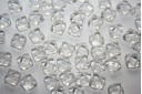 Perline Silky Beads 6mm, 40Pz., Crystal
