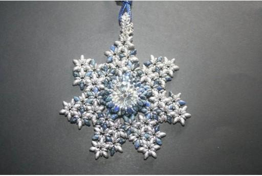 Kit Medaglione Polaris Silver