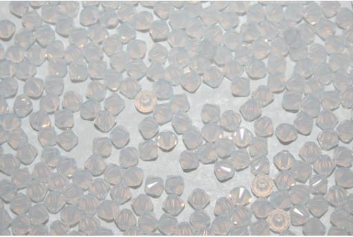 Bicono White Opal 4mm 234