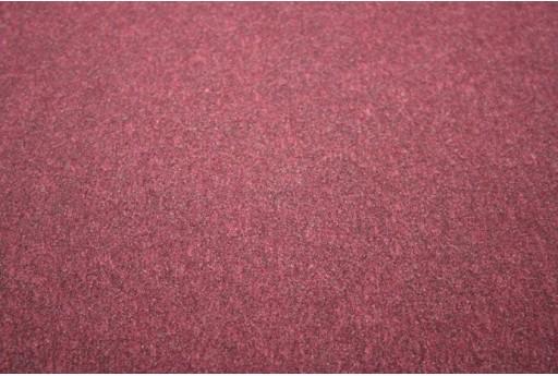 Ultra Suede 21,5x21,5cm Bordeaux MIN139C