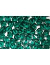 Swarovski Bicones 6mm 6pcs Emerald 53286M205
