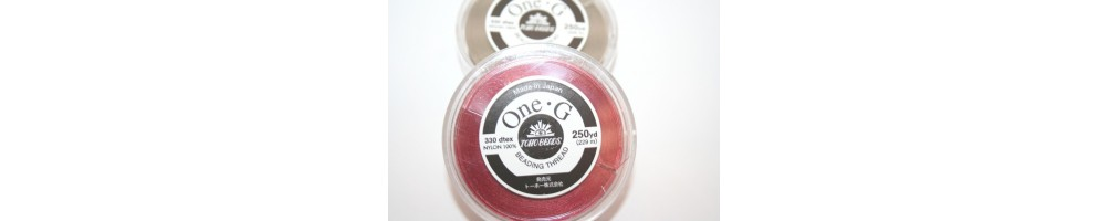 Toho One-G Nylon Thread 229mt.