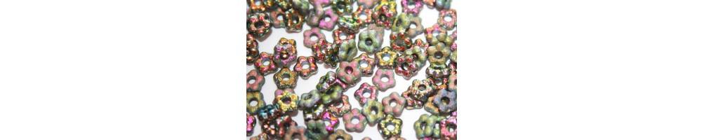 Flower Beads 5mm