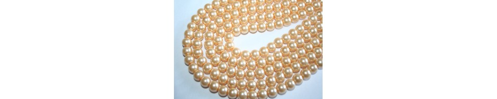 Glass Beads 8mm