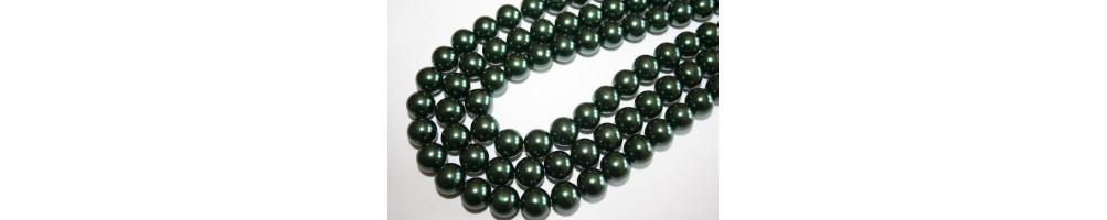 Glass Beads 14mm