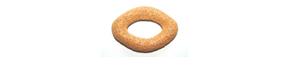 Pendenti e Donut in Lava