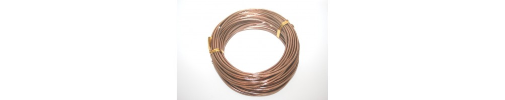 Aluminum Wire Round